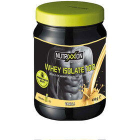 Nutrixxion Whey Isolate 100 Bebida 450g, Vanilla